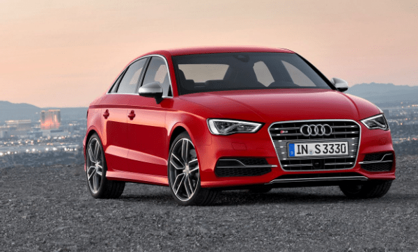 2015 Audi S3 Owners Manual and Concept