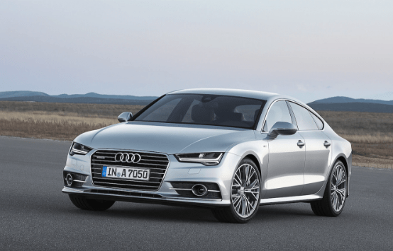 2015 Audi S7 Owners Manual and Concept