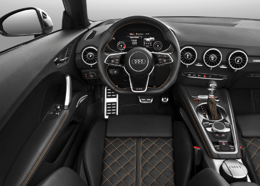 2015 Audi TTS Interior and Redesign