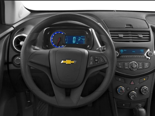 2015 Chevrolet Trax Interior and Redesign