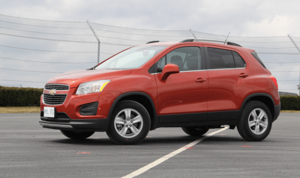 2015 Chevrolet Trax Owners Manual and Concept