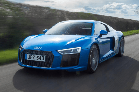 2016 Audi R8 Owners Manual and Concept