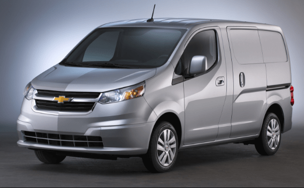 2016 Chevrolet City Express Owners Manual and Concept