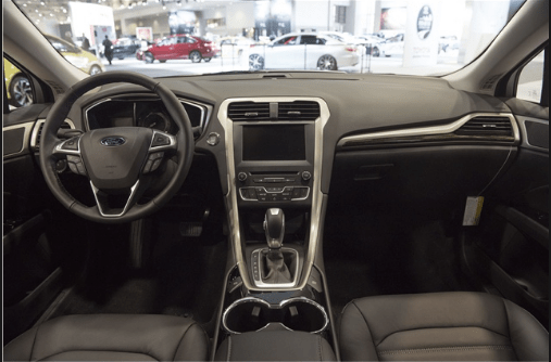 2016 Ford Fusion Hybrid Interior and Redesign