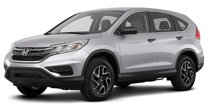 2016 Honda CR-V Owners Manual and Concept