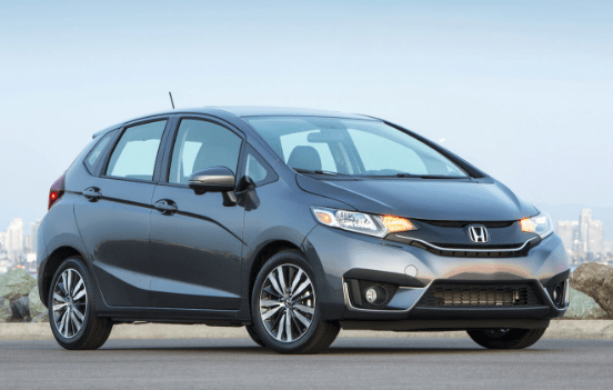 2016 Honda Fit Owners Manual and Concept