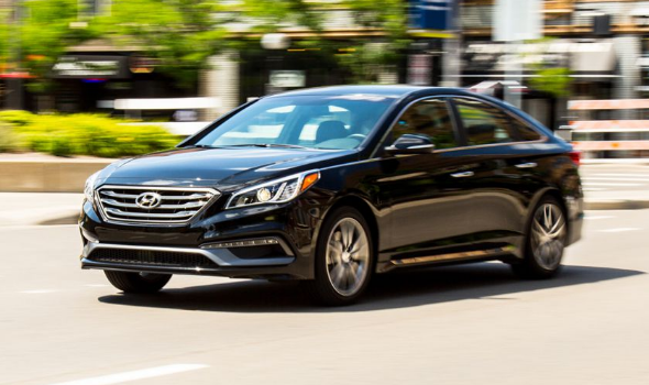 2016 Hyundai Sonata Owners Manual and Concept