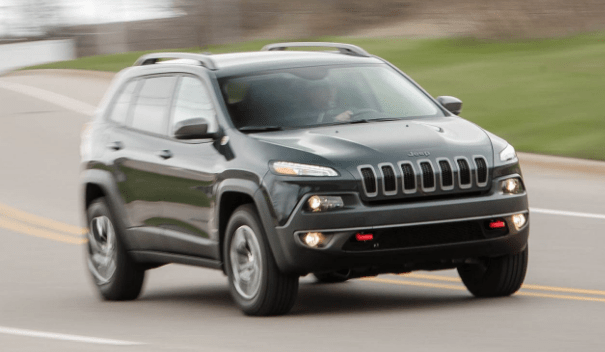 2016 Jeep Cherokee Owners Manual and Concept