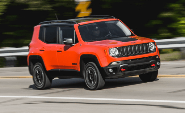 2016 Jeep Renegade Owners Manual and Concept