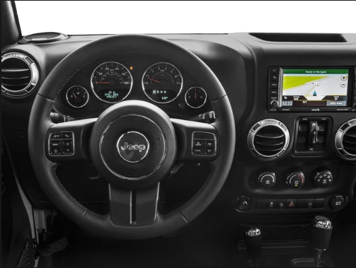 2016 Jeep Wrangler Unlimited Interior and Redesign