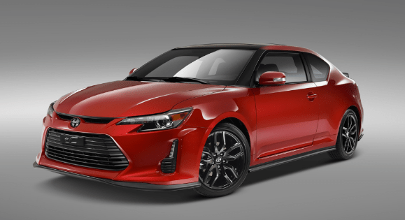 2016 Scion TC Owners Manual