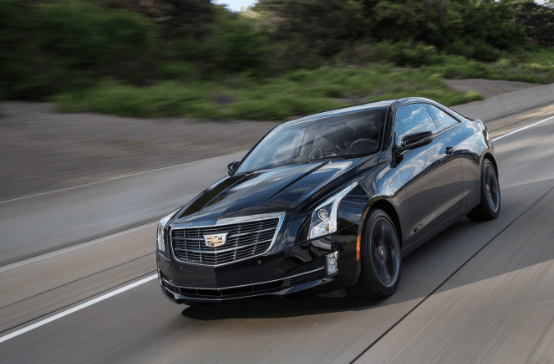2017 Cadillac ATS Owners Manual and Concept
