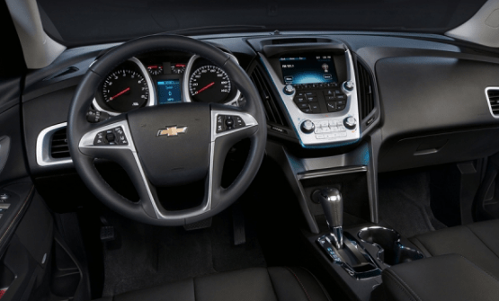 2017 Chevrolet Equinox Interior and Redesign
