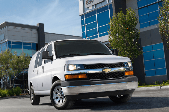 2017 Chevrolet Express 2500 Owners Manual and Concept