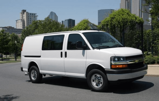 2017 Chevrolet Express 3500 Owners Manual and Concept