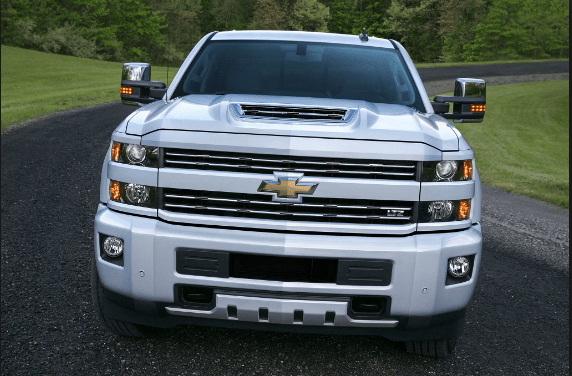 2017 Chevrolet Silverado 2500 Owners Manual and Concept