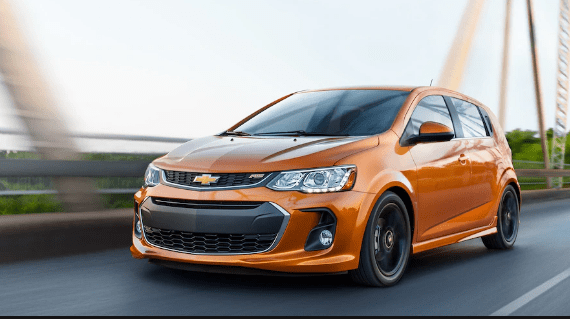 2017 Chevrolet Sonic Owners Manual and Concept