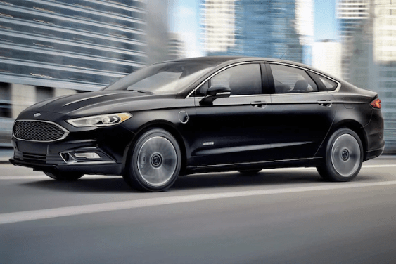2017 Ford Fusion Hybrid Owners Manual and Concept