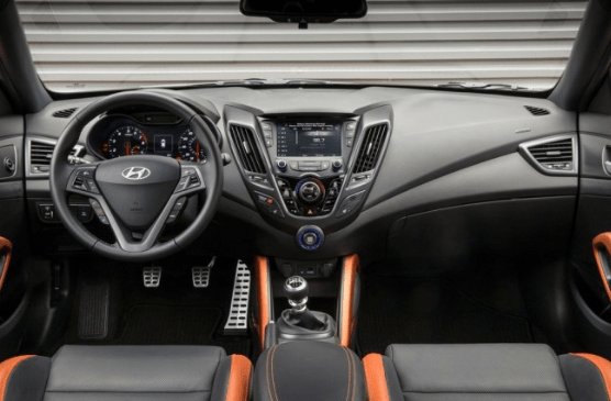 2017 Hyundai Veloster Interior and Redesign