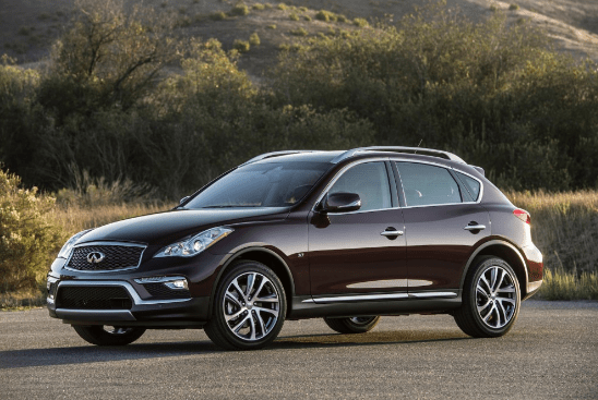 2017 Infiniti QX60 Hybrid Owners Manual and Concept