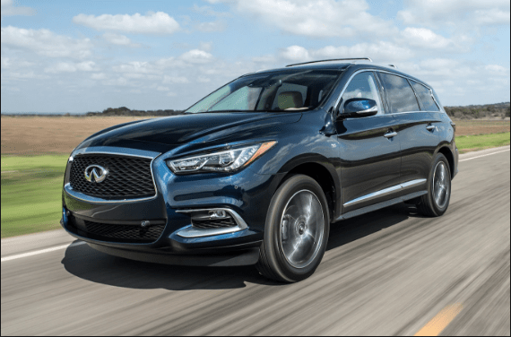 2017 Infiniti QX60 Onwers Manual and Concept