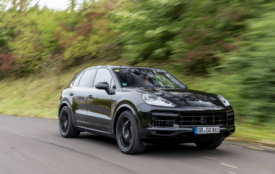 2017 Porsche Cayenne Owners Manual and Concept