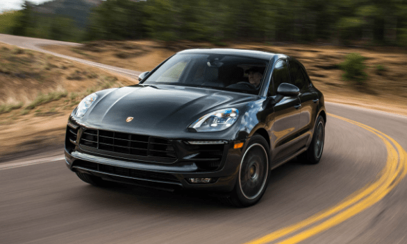 2017 Porsche Macan Owners Manual and Concept