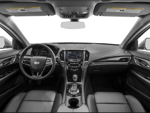 2018 Cadillac ATS Interior and Redesign