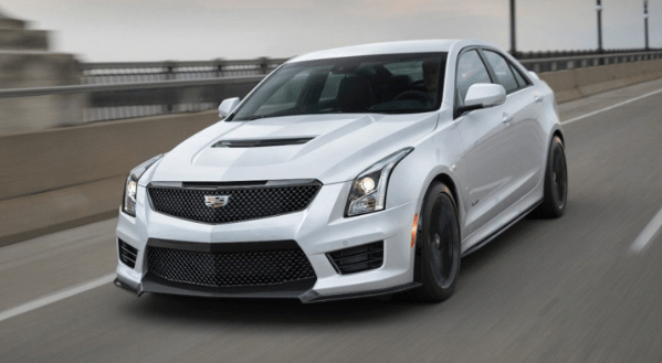 2018 Cadillac ATS Owners Manual and Concept