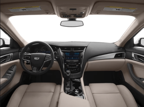 2018 Cadillac CTS Interior and Redesign