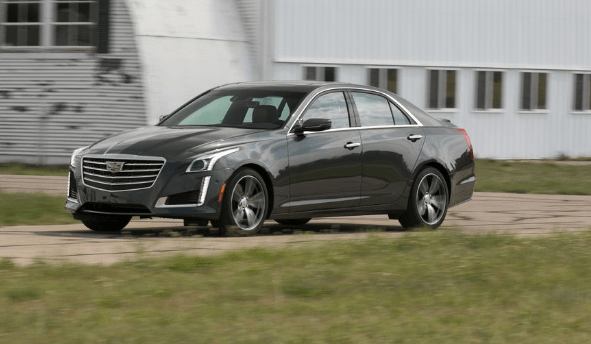 2018 Cadillac CTS Owners Manual and Concept