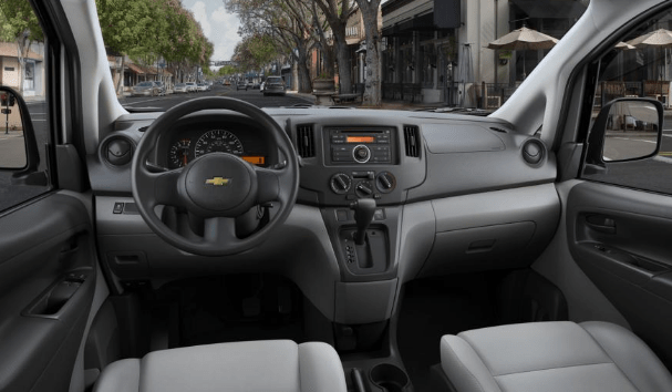 2018 Chevrolet City Express Interior and Redesign
