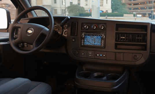 2018 Chevrolet Express 3500 Interior and Redesign