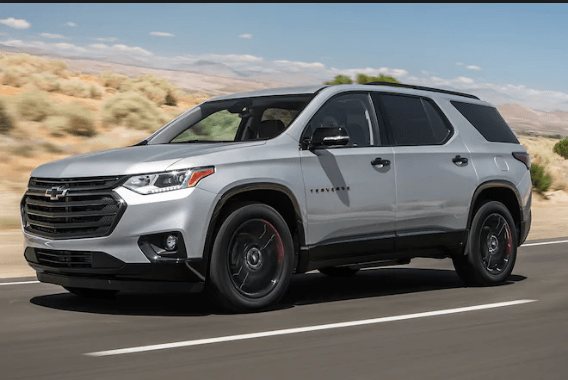 2018 Chevrolet Traverse Owners Manual and Concept
