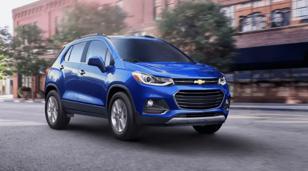 2018 Chevrolet Trax Owners Manual and Concept