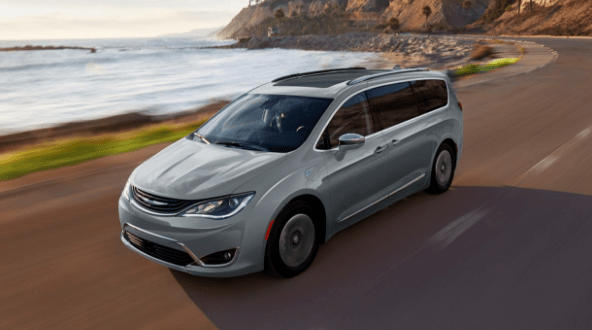 2018 Chrysler Pacifica Hybrid Owners Manual and Concept