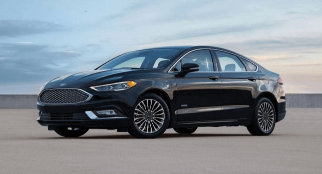 2018 Ford Fusion Energi Owners Manual and Concept
