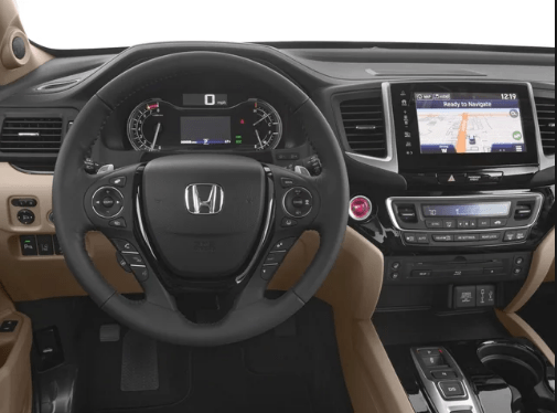 2018 Honda Pilot Interior and Redesign