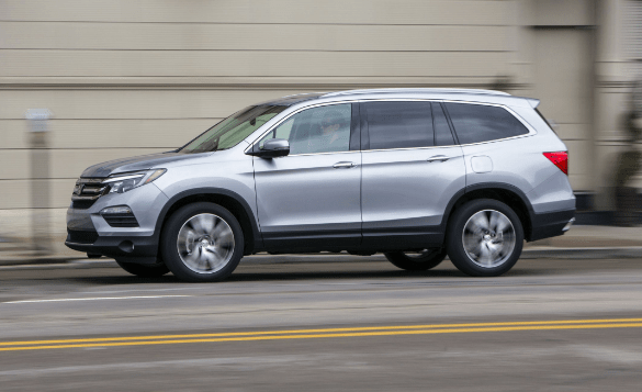 2018 Honda Pilot Owners Manual and Concept