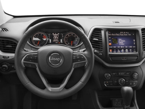 2018 Jeep Cherokee Interior and Redesign