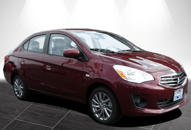 2018 Mitsubishi Mirage G4 Concept and Owners Manual