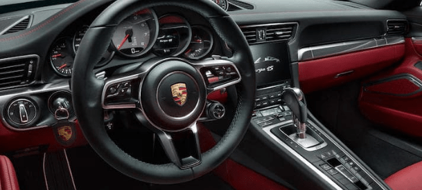 2018 Porsche 911 Interior and Redesign