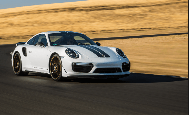 2018 Porsche 911 Owners Manual and Concept