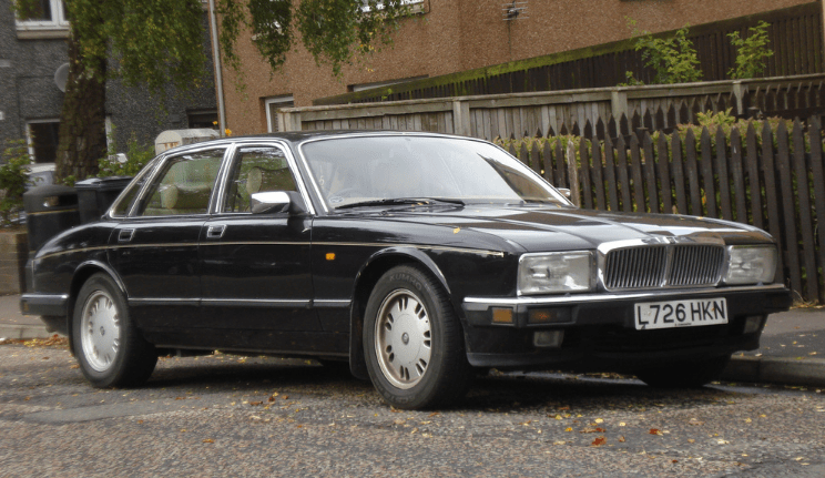 1994 Jaguar XJ6 Concept and Owners Manual