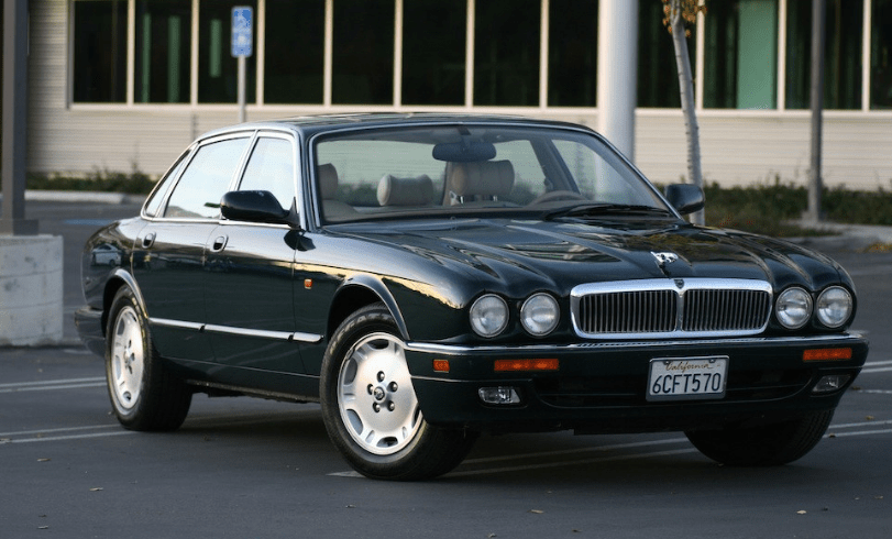 1996 Jaguar XJ6 Concept and Owners Manual