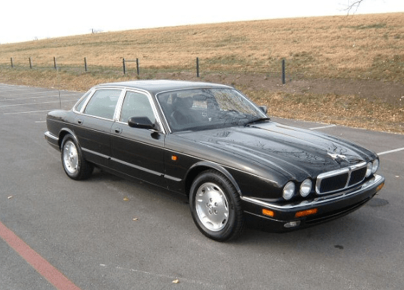 1997 Jaguar XJ6 Concept and Owners Manual