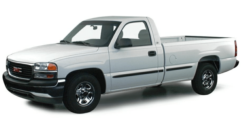 2000 GMC Sierra Concept and Owners Manual