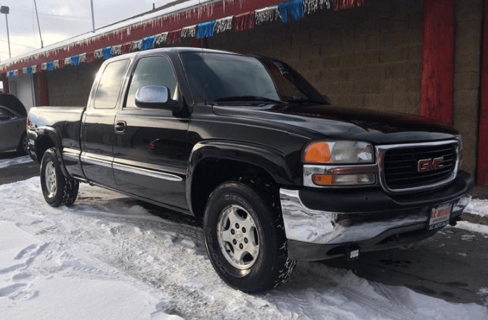 2001 GMC Sierra Concept and Owners Manual