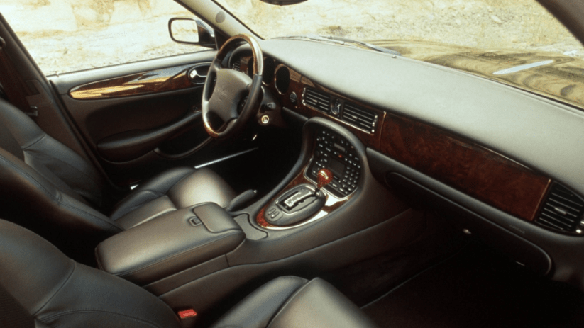 2002 Jaguar XJR Interior and Redesign