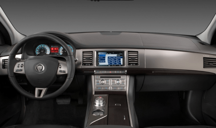 2010 Jaguar XF Interior and Redesign